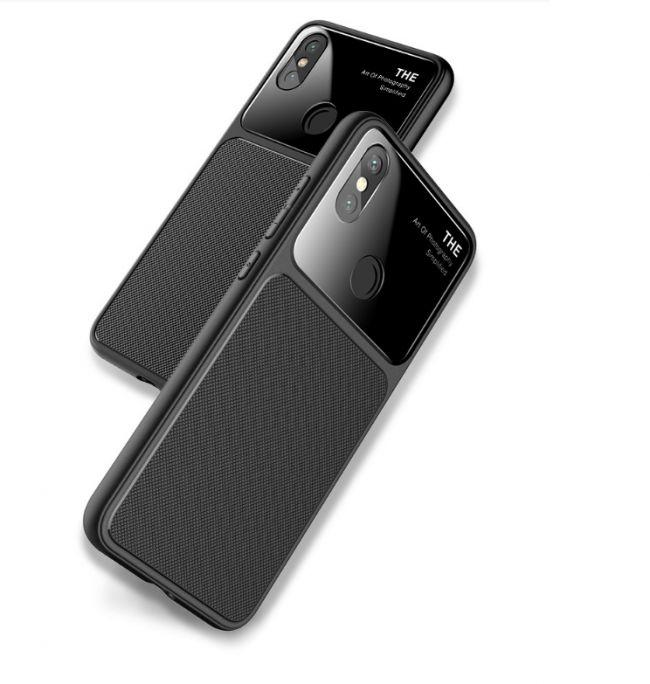 Калъф за Xiaomi Mi 6X/A2 TPU case LENUO - Черен