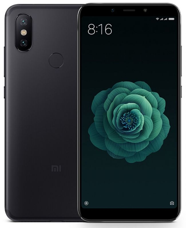 Смартфон Xiaomi Mi 6x Dual SIM