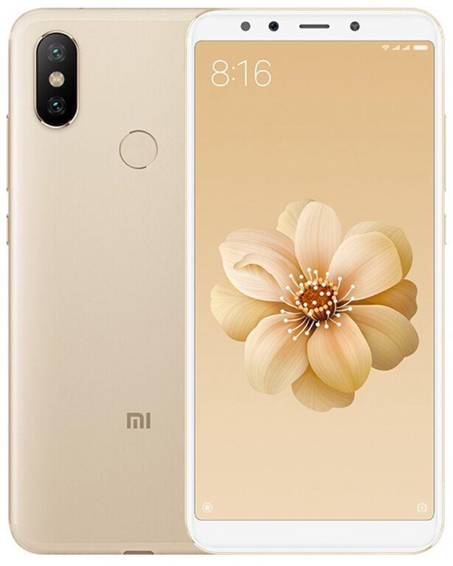 Цена на Xiaomi Mi 6x Dual SIM
