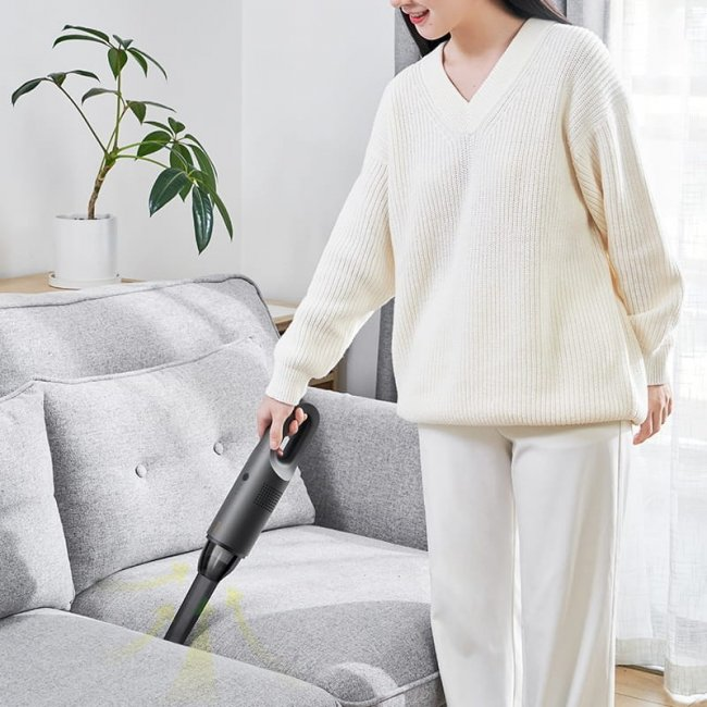 Xiaomi Mi 70mai Vacuum Cleaner Swift Car Cleaner Снимка