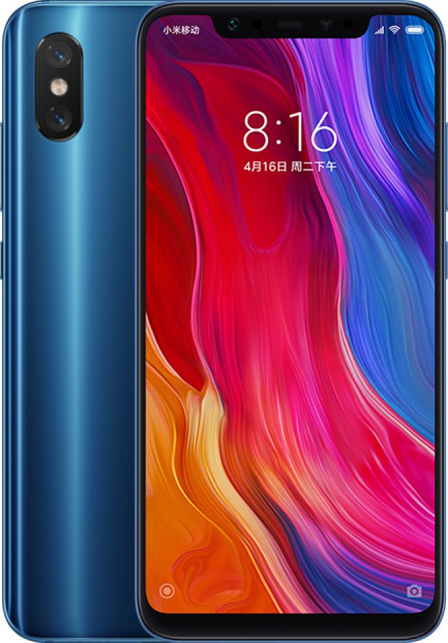 Смартфон Xiaomi Mi 8 DUAL