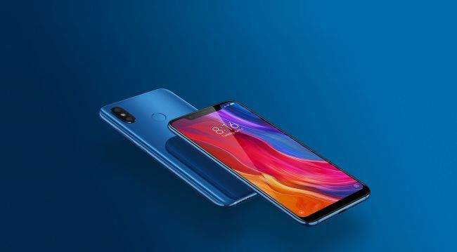 Снимки на Xiaomi Mi 8 Lite (Youth) Dual