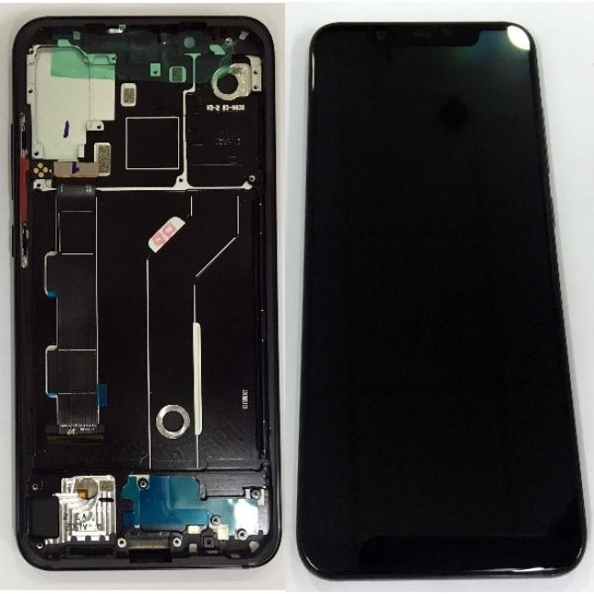 Дисплей LCD Xiaomi Mi 8 Оригинал
