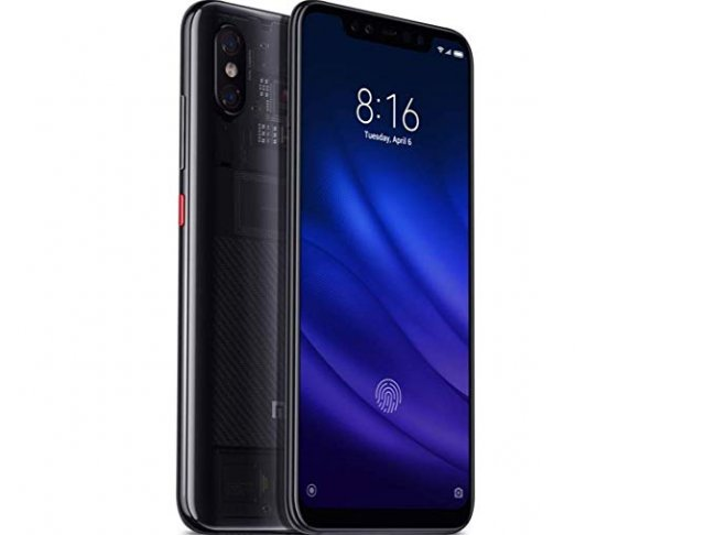 Снимка на Xiaomi Mi 8 Pro Dual SIM  (Explorer Edition)