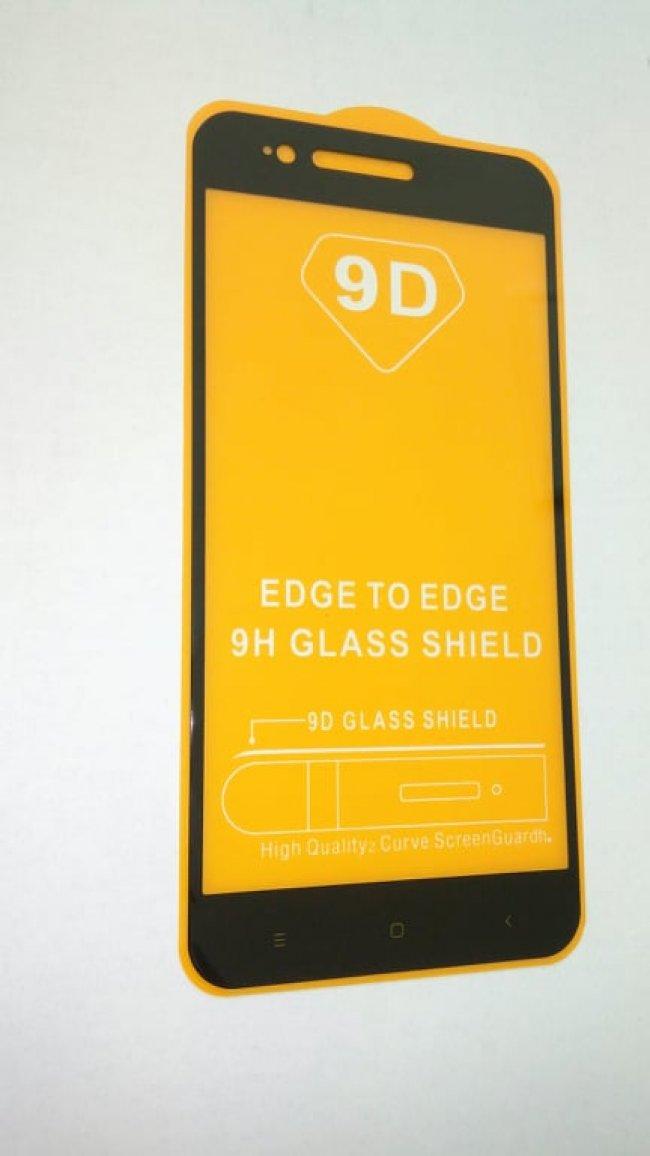 Стъклен Протектор за мобилен телефон Xiaomi Mi A1 / 5 X Стъклен 9D протектор с пълно покритие