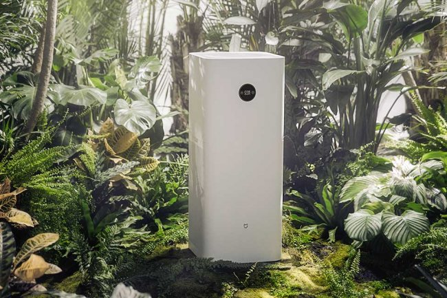 Цена Xiaomi Mi Air Purifier MAX