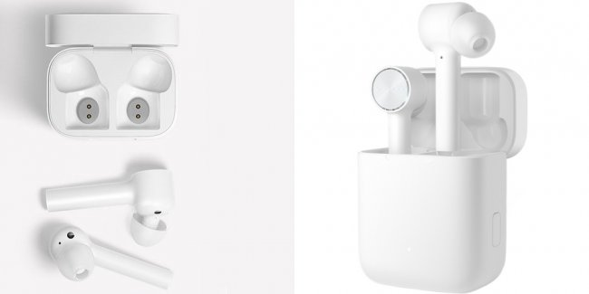 Слушалки Xiaomi Mi Airdots Pro Wireless Earphones слушалки