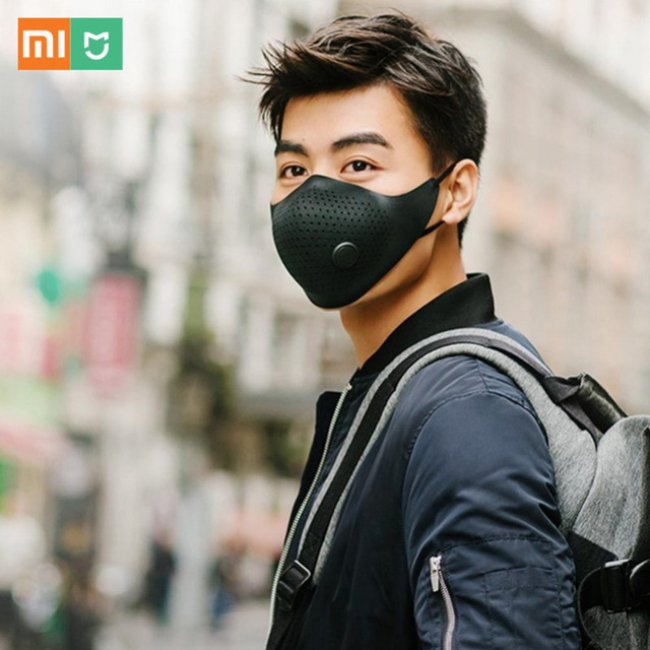 Цена Xiaomi Mi AirPop Anti-Pollution Mask PM2.5