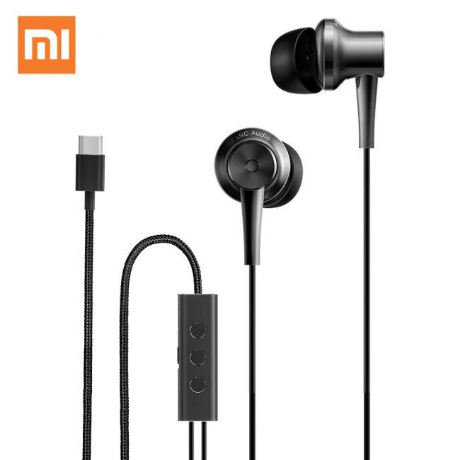 Слушалки XIAOMI Mi ANC & Type-C In-Ear Earphones