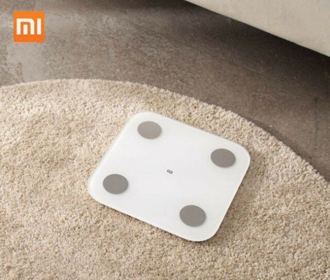 Xiaomi Смарт Устройство Xiaomi Mi Body Composition Scale 2 кантар