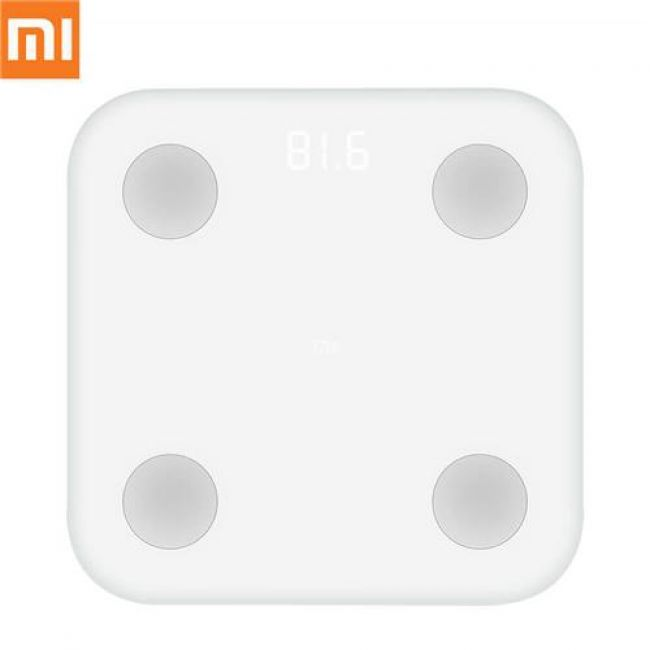 Xiaomi Смарт Устройство Xiaomi Mi Body Composition Scale - кантар