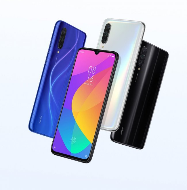Xiaomi Mi  CC9 Снимка