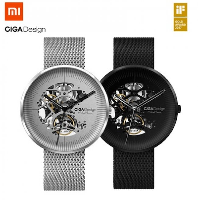 Часовник Xiaomi MI CIGA Design Mechanical Watch MY Series