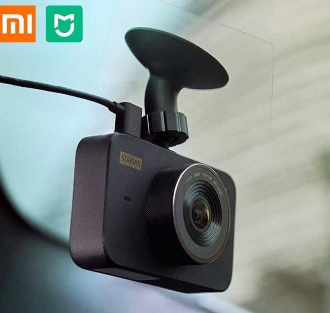 Видеорегистратор Xiaomi Mi Dash Camera 1S
