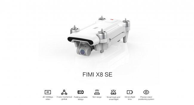 Цена Xiaomi Mi Fimi X8 SE Drone