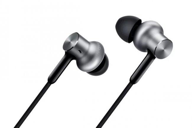 Слушалки Xiaomi Mi In-Ear Headphones Pro HD