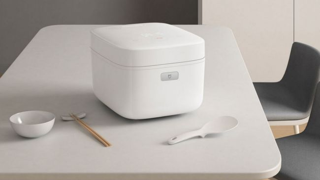 Цена на Xiaomi MI INDUCTION HEATING PRESSURE RICE COOKER