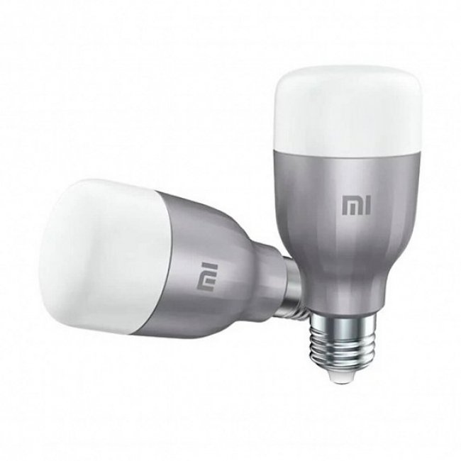 Xiaomi Mi LED Smart Bulb (White and Color)2-Pack GPX4025GL