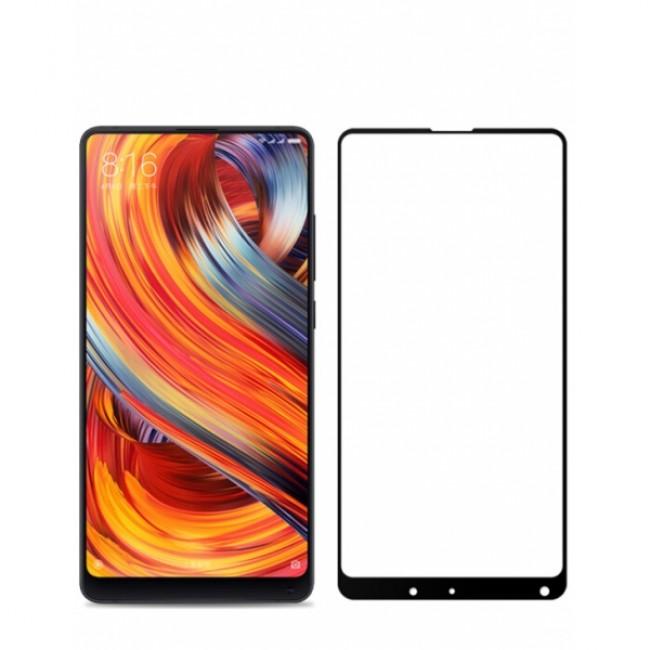 Стъклен Протектор за мобилен телефон Xiaomi Mi Mix 2 Стъклен протектор с пълно покритие на екрана