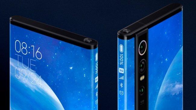 Цена на Xiaomi Mi Mix Alpha