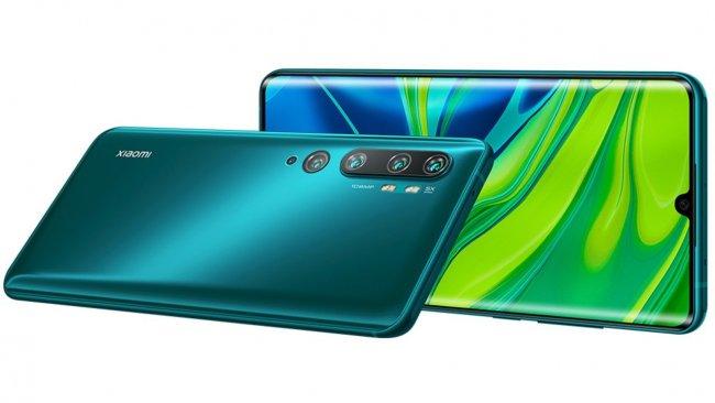Цена Xiaomi Mi Note 10 DUAL