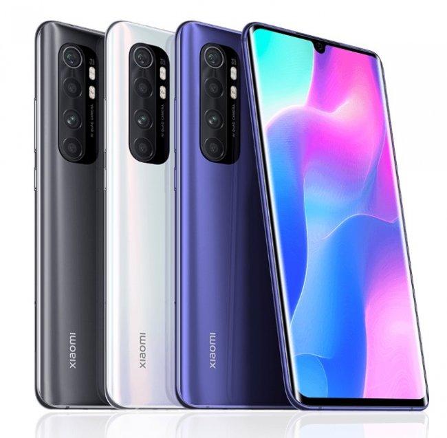 Смартфон Xiaomi Mi NOTE 10 Lite DUAL