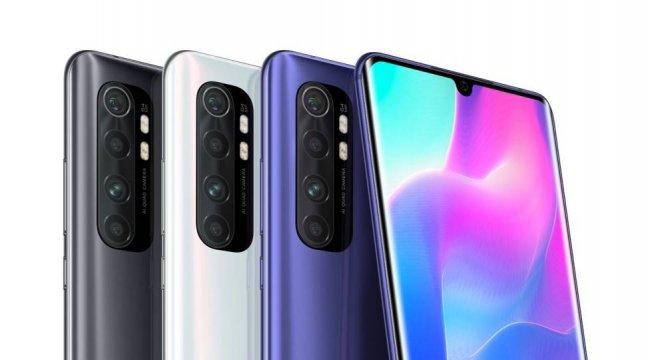 Цена Xiaomi Mi NOTE 10 Lite DUAL