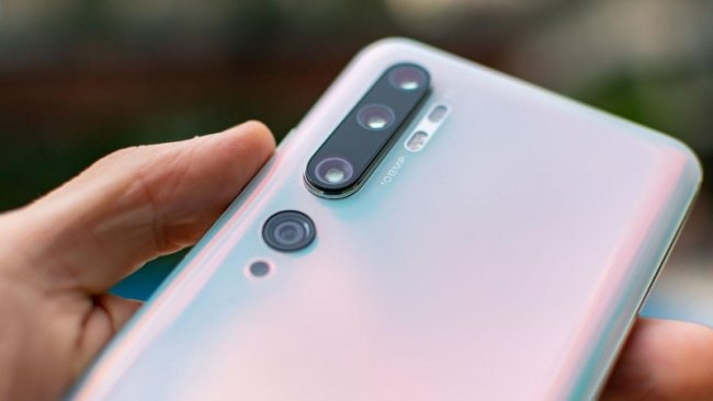 Снимки на Xiaomi Mi Note 10 Pro DUAL