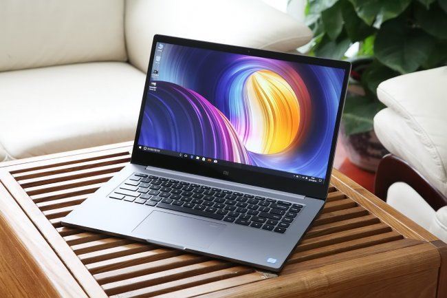 "Лаптоп Xiaomi Mi Notebook  Pro 2019 I7 8550U 15.6"" 256GB/16GB RAM GeForce MX250"
