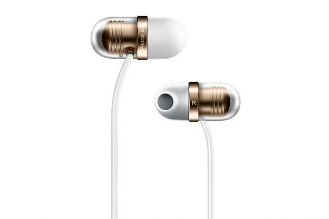 Слушалки Xiaomi Mi Piston Air Capsule White (ZBW4334TY)