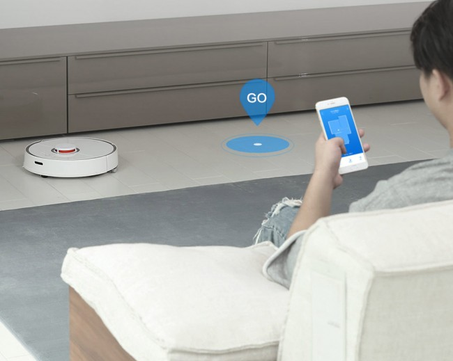 Xiaomi Mi Robot 2 Vacuum Cleaner 2 MiJia Roborock S50 S55 Снимки