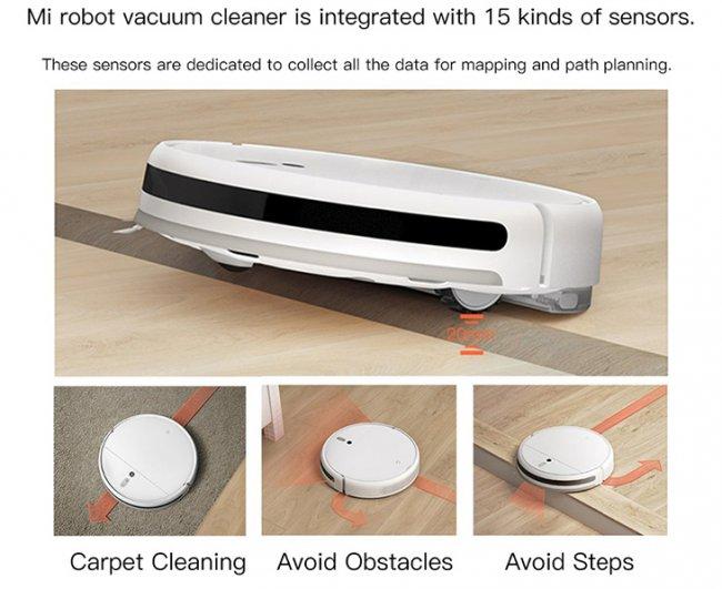 Xiaomi Mi Robot Vacuum Mop (1C) (SKV4093GL)