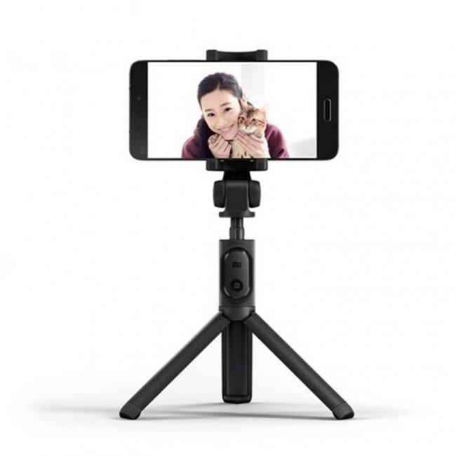Аксесоари за мобилни телефони и таблети Xiaomi Mi Selfie Stick Tripod Black Селфи стик