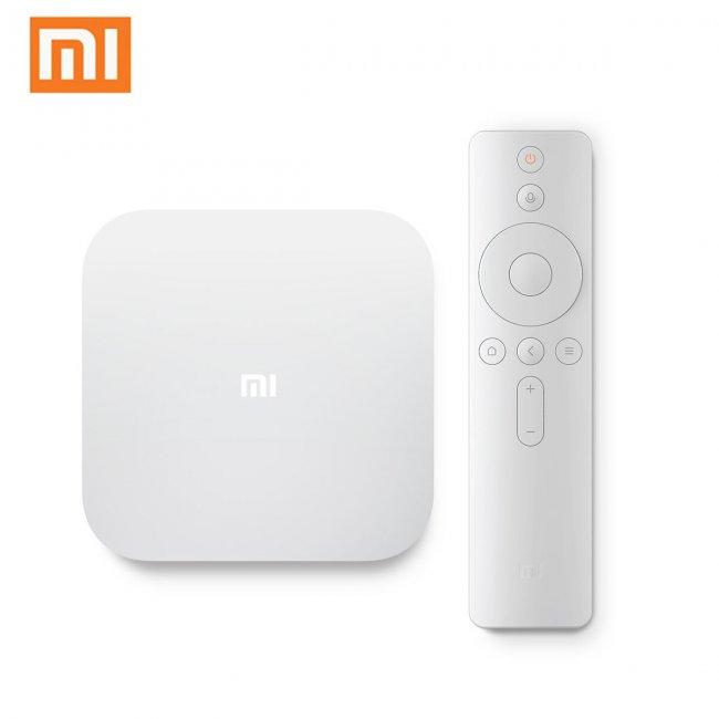 Цифров приемник Xiaomi Mi TV Box 4S Pro 8K