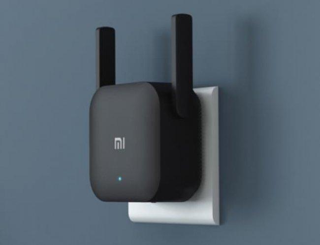 Xiaomi Смарт Устройство Xiaomi Mi WiFi Repeater Pro Extender Усилвател