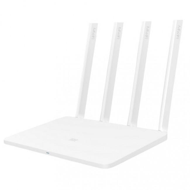 Xiaomi Смарт Устройство Xiaomi Mi WiFi Router 3 White