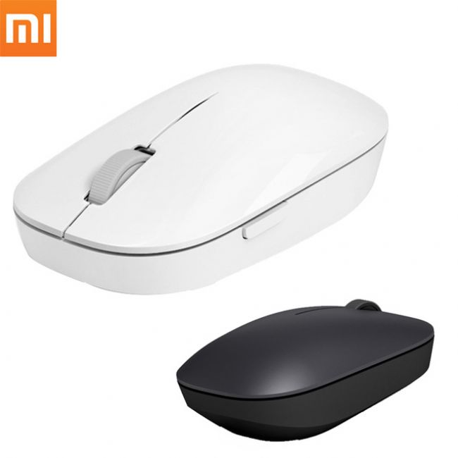 Xiaomi Смарт Устройство Xiaomi Mi Wireless Mouse Black