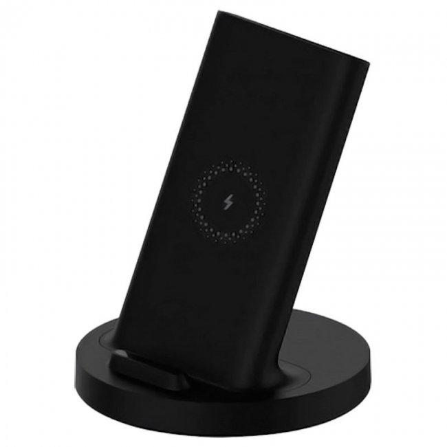 Зарядно за Xiaomi Mi Wireless Stand Безжично Зарядно 20W