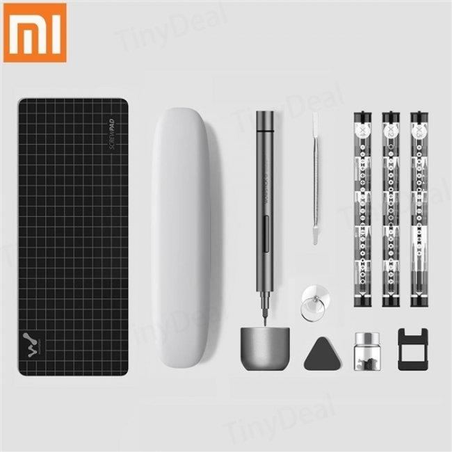 Xiaomi Mi Wowstick 1F Pro Mini Electric Screwdriver - мини електрическа отвертка