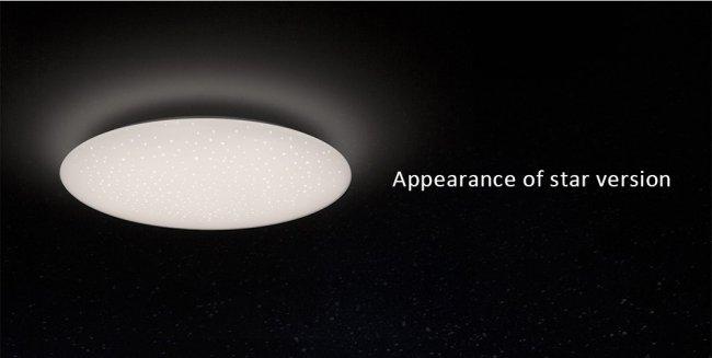 Снимки на Xiaomi Mi Yeelight 450 LED Ceiling Light