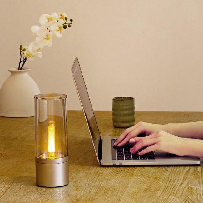 Настолна лампа Xiaomi Xiaomi Mi Yeelight Candela ambiance Lamp