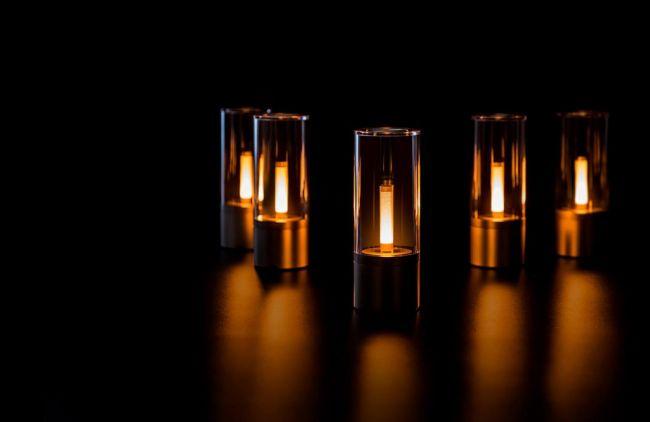 Цена Xiaomi Mi Yeelight Candela ambiance Lamp