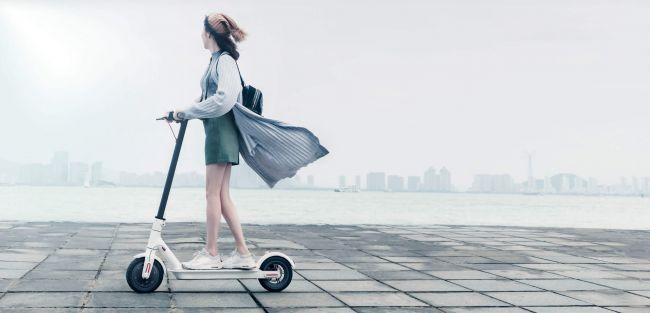 Цена Xiaomi MiJia M365 електрически скутер тротинетка