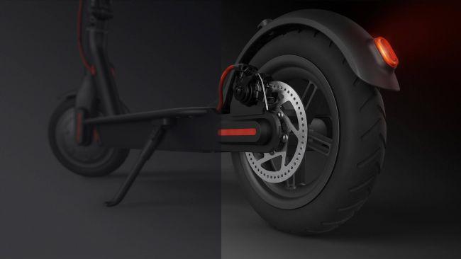 Xiaomi MiJia M365 електрически скутер тротинетка Снимка