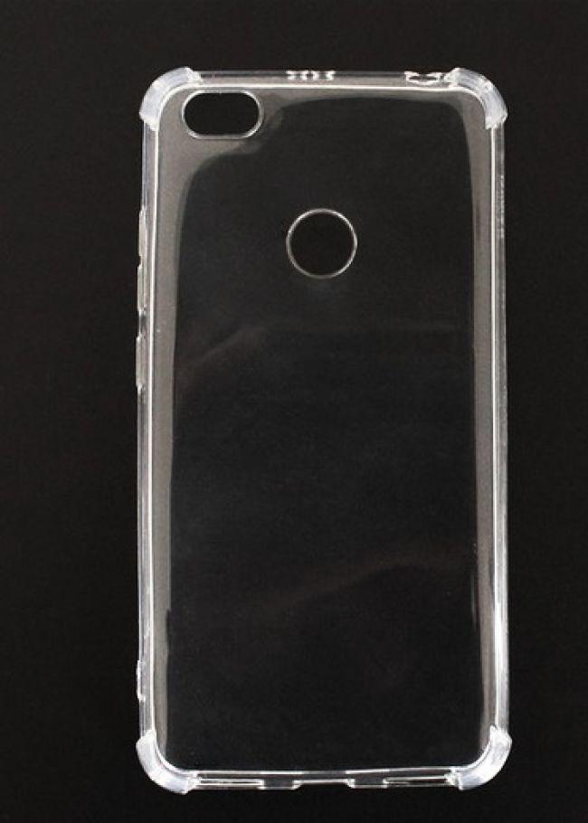 Калъф за Xiaomi Note 5a Silicon Case Invisible