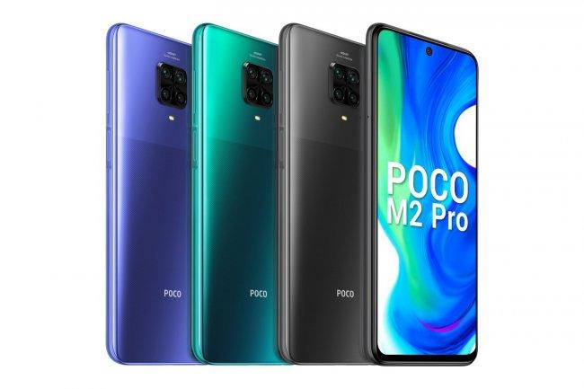 Xiaomi Poco M2 Pro Dual