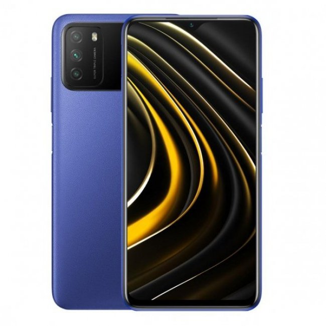 Смартфон Xiaomi Poco M3 DUAL