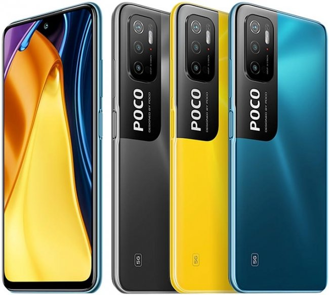 Смартфон Xiaomi Poco M3 Pro 5G DUAL