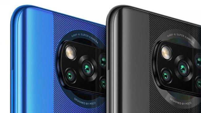 Xiaomi Poco X3 DUAL Снимки