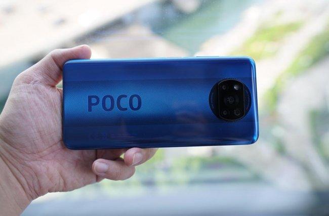 Снимка на Xiaomi Poco X3 NFC DUAL